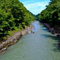 Верховья реки Белой. :: cfysx