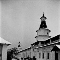 За стенами монастыря :: Борис Александрович Яковлев