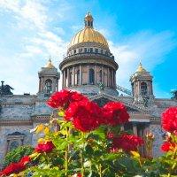 Исаакиевский собор :: Оксана Маслова