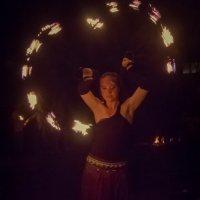Повелителька вогню :: Тарас Семигаленко
