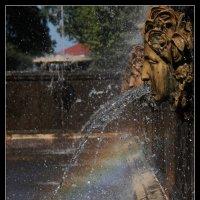 А как насчёт... немного воды....))? :: tipchik