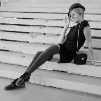 Возвращение в черно-белый мир :: Вадим Дорофеев