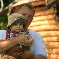 Семейный пикник г.Омск :: Марина Щуцких