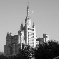 Сталинские высотки :: Станислав Третьяков