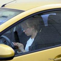 леди и автомобили :: Олег Лукьянов