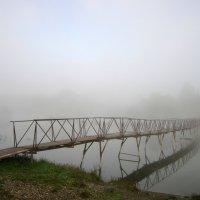 Уходящая в туман параллель . :: Мила Бовкун