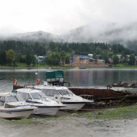 Артыбаш. Телецкое озеро. Горный Алтай. :: Татьяна Койнова