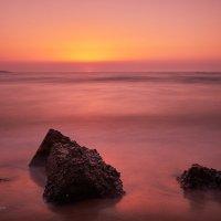 Закат на Азовском море :: Александр Максимов