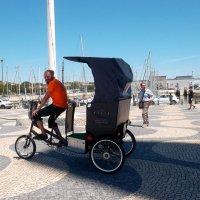 Португальский рикша. :: Helga Olginha