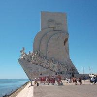Монумент первооткрывателям во главе с инфантом Енрике. :: Helga Olginha