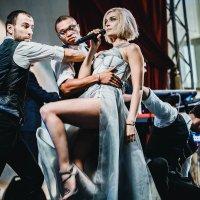 Концерт Полины Гагариной. :: Daria Snow