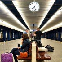 Центральный вокзал Варшавы :: Денис Кораблёв