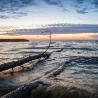 Утро над заливом :: Павел Кухоренко