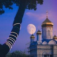 Воскресенский собор в Рузе ( 1328 год ) :: Андрей Куприянов