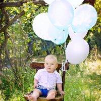 My first birthday :: Лина Фонарева