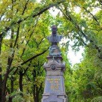 Памятник И.П.Котляревскому (1769 – 1838) :: *MIRA* **