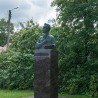 Памятник Левитану :: EDO Бабурин