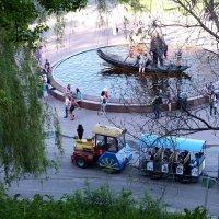 в гомельском парке :: Александр Прокудин