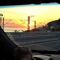 Ещё несколько секунд солнца... :: СветЛана D