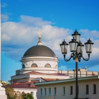 на территории монастыря.. :: Надежда Шемякина