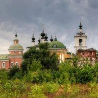 Троицкий Белопесоцкий женский монастырь :: Марина Черепкова