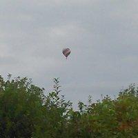 На воздушном шаре :: Владимир Ростовский