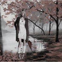 «Оставь мне осень, забирая мир.» :: Ассоль