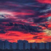 рассвет :: Пётр Сидорович Иванов