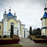 Дзержинск. Церковь Покрова Пресвятой Богородицы. :: Nonna