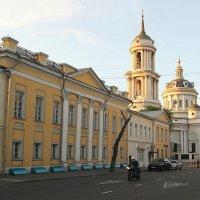 В окрестностях Таганки :: Александра