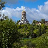 надворная церковь- колокольня Борисоглебского монастыря :: Moscow.Salnikov Сальников Сергей Георгиевич