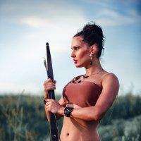 Амазонка :: Владимир Юдин