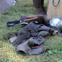И кольчуга, и шлем, и рукавицы... :: Михаил Попов