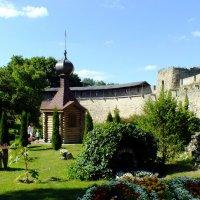 Порховская крепость :: Николай