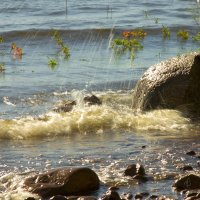 Этюд о воде :: Виталий