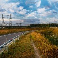 Рассвет в дороге :: Gordon Shumway
