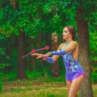 Спортивный лагерь :: Anastasia Silver