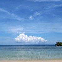 Остров Бали, облако над Индийским океаном :: Anjelika Reshetnikova