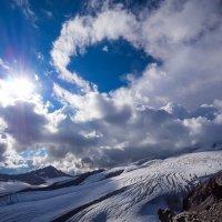 Дорога на Эльбрус :: Zifa Dimitrieva