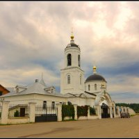 Свято-Троицкий Стефано-Махрищский ставропигиальный женский монастырь. :: Виталий Виницкий