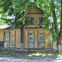 Старинный дом. г. Бронницы :: Борис Александрович Яковлев