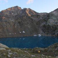 Северный Кавказ .Большое Софийское озеро. :: Александра Пикина