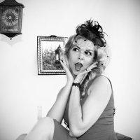 она хотела быть похожа на Мерлин Монро :: Елена Фотостудия ПаФОС