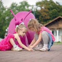Мир глазами ребёнка :: Ольга Осипова