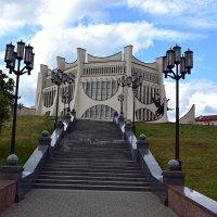 Гродненский областной драматический театр :: Ольга
