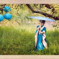 Маленькая Япония :: Лина Фонарева