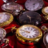 Часы :: Полина Шлапакова