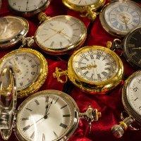 Время идет... :: Полина Шлапакова