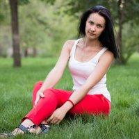 На траве :: Valentina Zaytseva