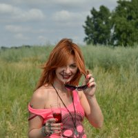Красное вино :: Дмитрий Конев